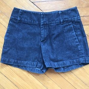 Banana Republic womens denim jeans shorts size 2
